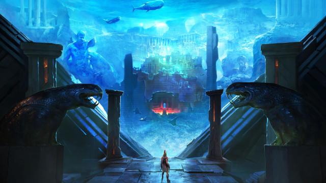 The 'Assassin's Creed: Odyssey' season pass will take you to Atlantis