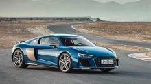 Audi prices 2020 TT RS, R8 V10, and R8 V10 Decennium