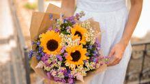 Te demostramos cómo el girasol es ideal para tu boda