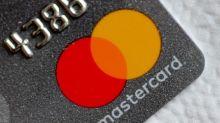 Mastercard Falls 3%