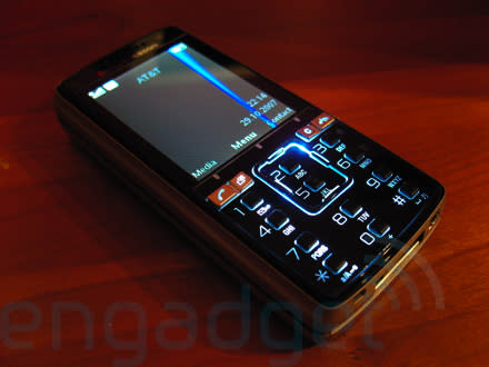 Hands-on with the Sony Ericsson K850i