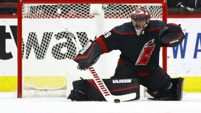 Hurricanes trade Nedeljkovic to Red Wings