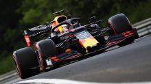 Max Verstappen signe la 1ère pole position de sa carrière en Hongrie