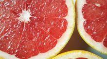 De los 100 mejores alimentos: # 50 toronja
