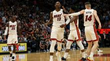 Miami Heat's Pat Riley is eager to see the next step for Bam Adebayo and Tyler Herro