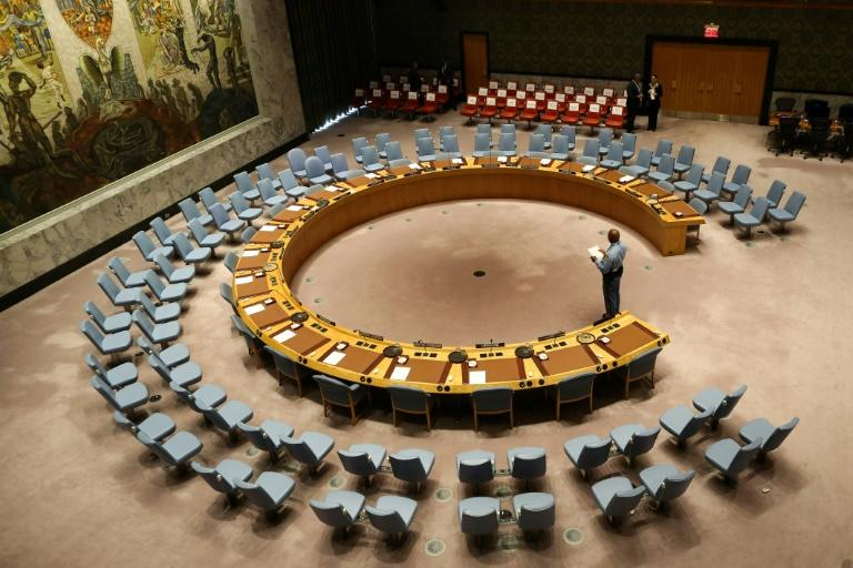 Nations have renewed a bid to reform the UN Security Council, seen here