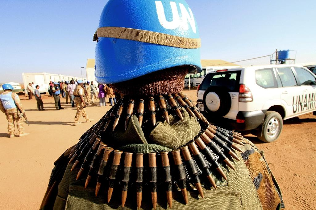 Trump's budget proposal includes dramatic cuts to US support for United Nations peacekeeping missions