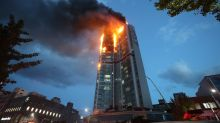 Fire in South Korean apartment high-rise hurts at least 88