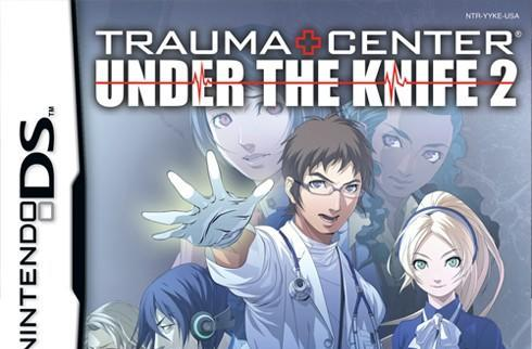 Atlus dissects Trauma Center: Under the Knife 2 box art