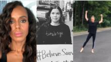 Celebrities Show Support For Kavanaugh Accusers During National Walkout