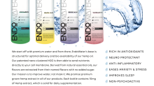 Right On Brands (RTON) Introduces Premium CBD Flavored Water: Endo Water
