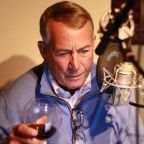 John Boehner tells Ted Cruz to go 'f*** himself' in unscripted audiobook recording, report says