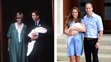 From Kate to Diana, we chart how soon after marriage royal couples welcomed children