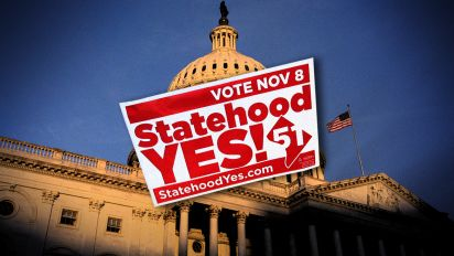 Should Washington, D.C., become the 51st state?