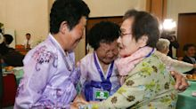Korean families separated by war meet for first time in more than sixty years