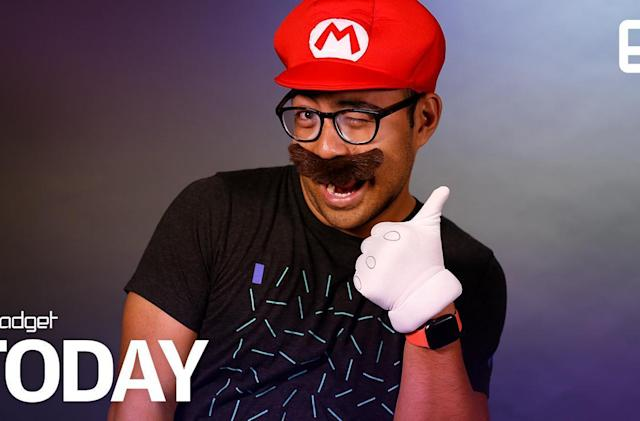 Mario Kart VR lands in the US