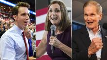 Three Bellwether Races That Could Determine Control of the Senate