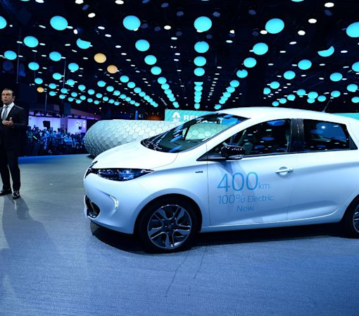 Why the Paris Motor show was buzzing, even without Bugatti