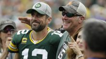 Brett Favre on Aaron Rodgers: 'My gut tells me that he'd rather sit out than play' for Packers again