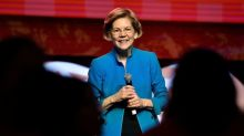 Democratic presidential candidate Warren gets super PAC help despite past opposition