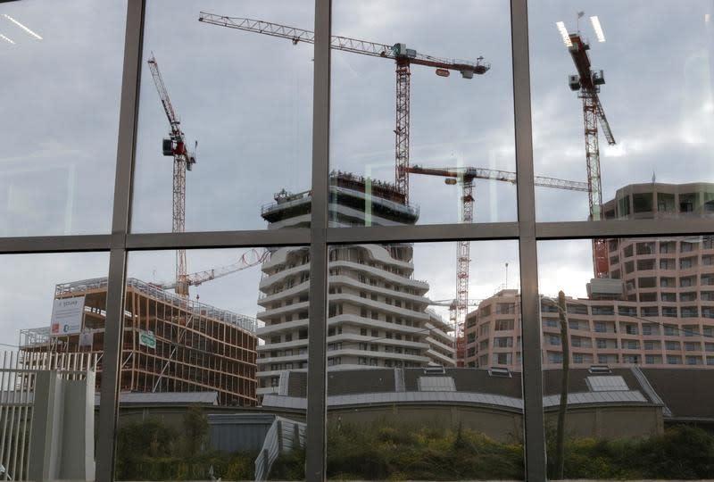 La construction en plein boom mais pour combien de temps?