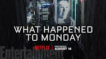 Noomi Rapace plays seven roles in What Happened to Monday trailer