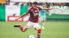 Atlético de Madrid negocia contratação de Reinier, do Flamengo