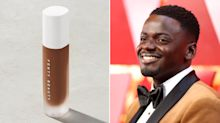 Best Actor Nominee Daniel Kaluuya Wore Fenty Foundation on His Glorious Face at the Oscars