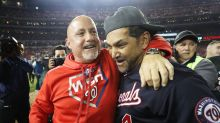 Washington Nationals announce a multi-year extension with manager Davey Martinez...