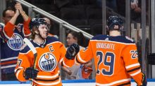 Oilers players not buying in 'should get out of the room,' McDavid says