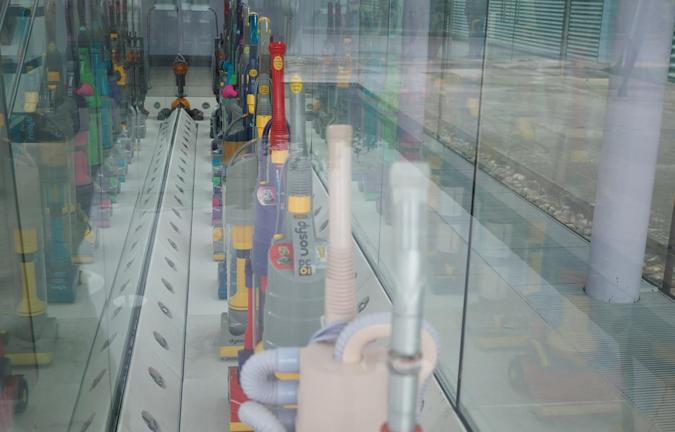 Dyson says vacuum makers are cheating efficiency tests, VW style