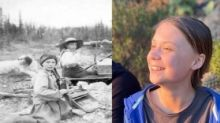 Is Greta Thunberg really a time-traveller? Netizens discuss 120 year old picture resembling the activist