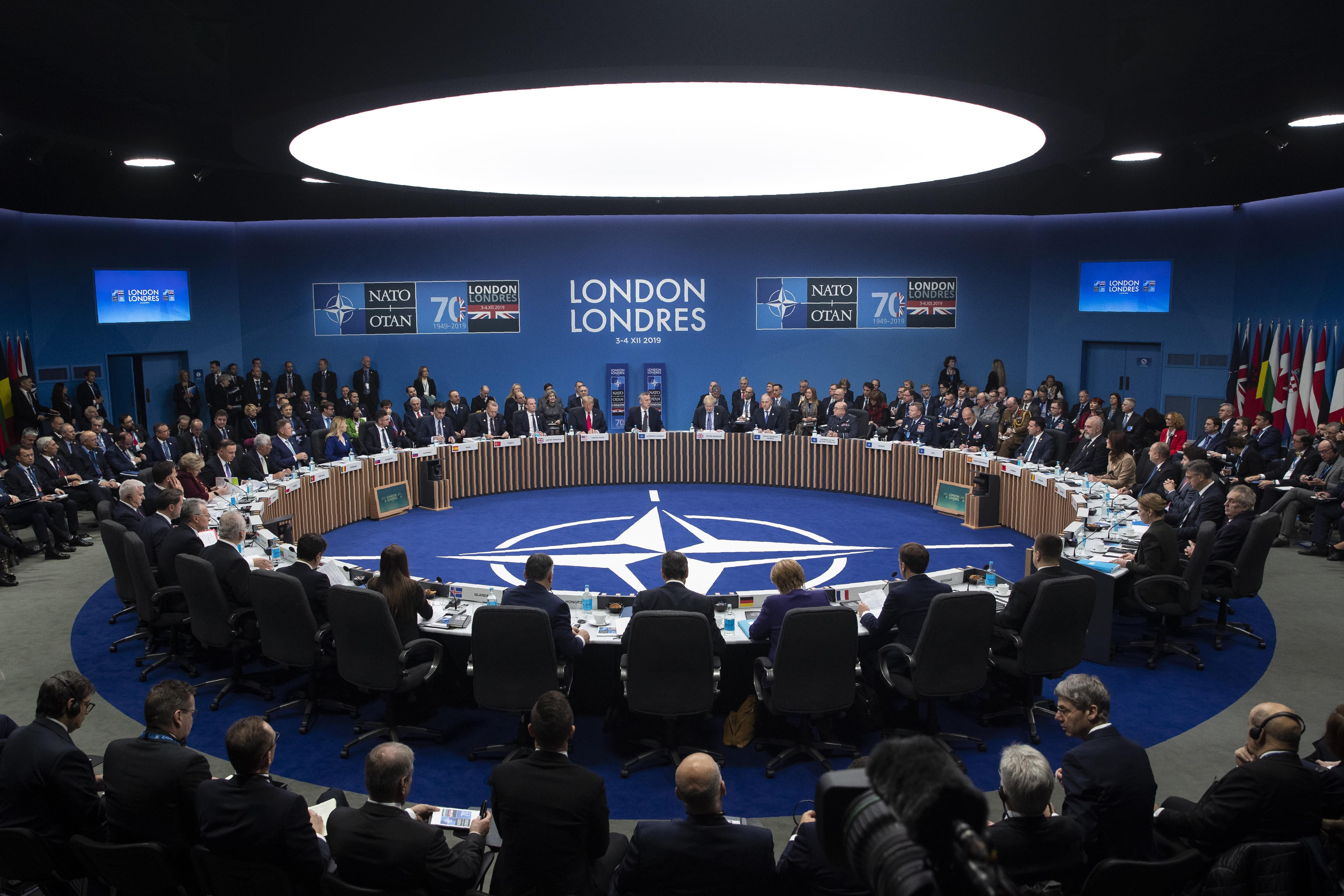France-Turkey spat over Libya arms exposes NATO's limits - yahoo