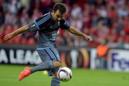 Atacante do Celta de Vigo Giuseppe Rossi