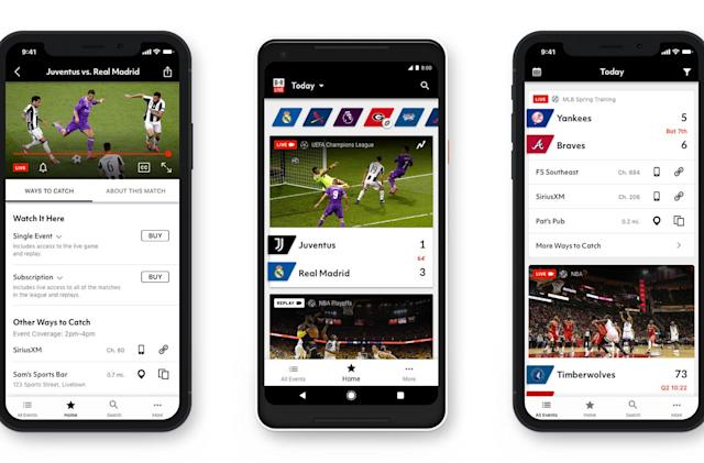 Turner's live sports streaming service launches April 7th