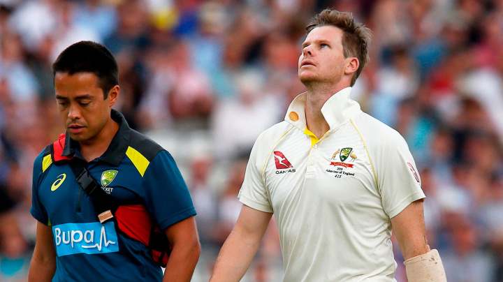 Steve Smith out of third Test in massive Ashes blow for Aussies