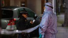 Drei Männer in London erstochen