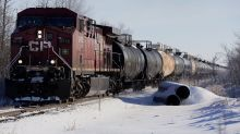 Canada Oil Recovery Faces Threat From Potential Rail Strike
