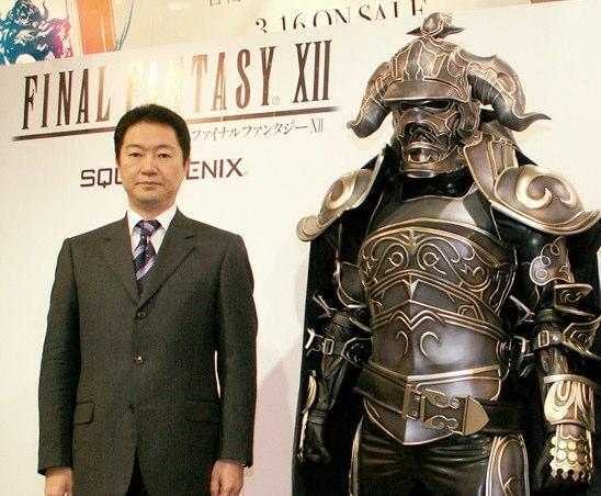 Square Enix President predicts Wii HD for 2011, doesn't see big impact for PS3 and Xbox motion controls