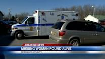 Missing Indiana woman found safe