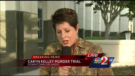 Caryn Kelley decides against testifying at manslaughter trial