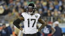 Jaguars rule out Chark for Thursday night game vs Dolphins