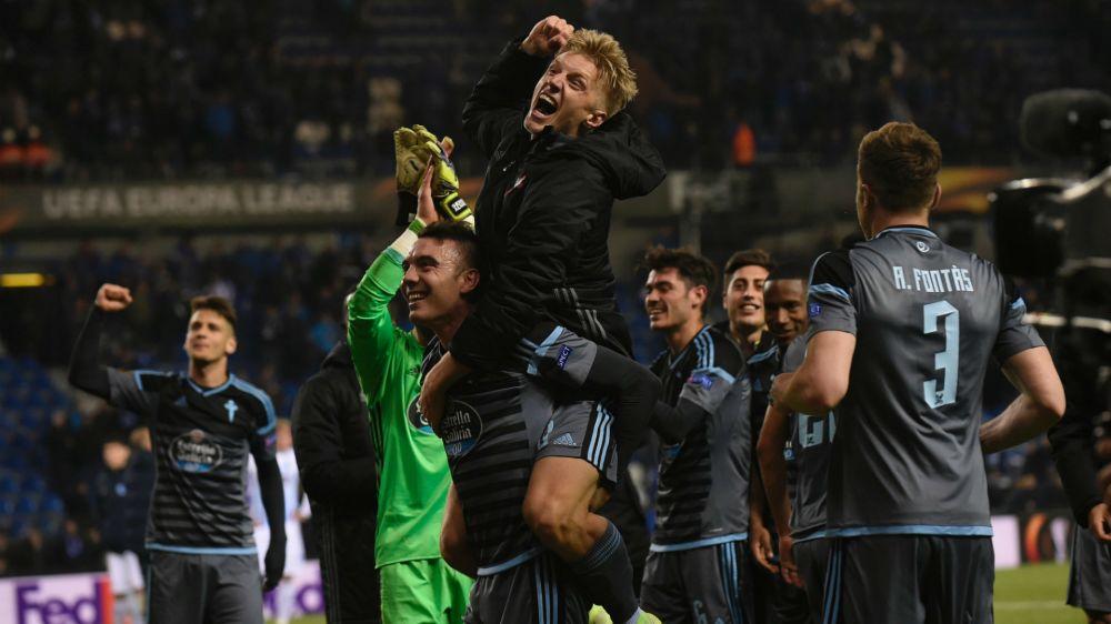 Así quedaron las semifinales de la Europa League