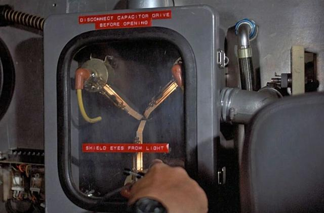 Scientists invented a real-life flux capacitor, but not for time travel