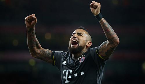 "Champions League: Vidal: ""Real muss beweisen, dass sie Champions sind"""