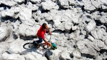 Mexico Hail: Ice 5ft Thick Blankets Guadalajara Following Storm