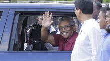 Ex-defence chief new Sri Lankan president