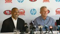 Raw Video: Joe Montana, Roger Craig At News Briefing On Candlestick Park Last Game