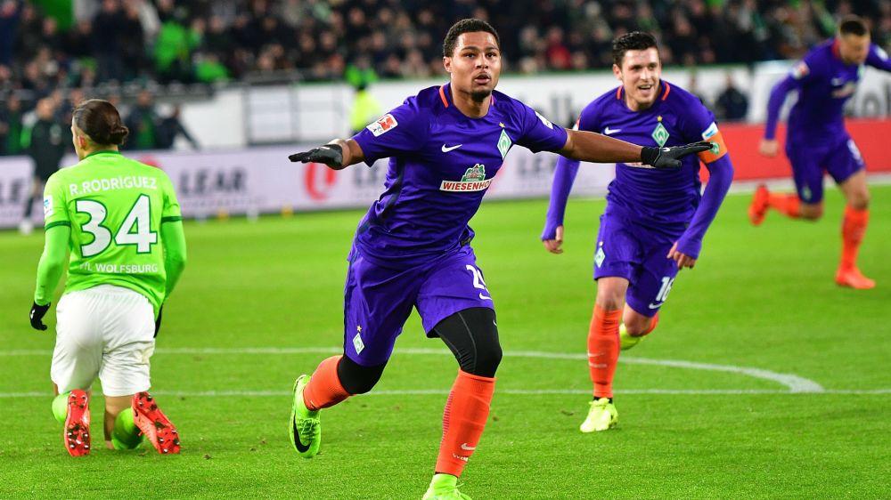 RB-Coach Hasenhüttl bestätigt Gnabry-Interesse