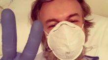 Tristán Ulloa recibe el alta hospitalaria y permanecerá 15 días en cuarentena